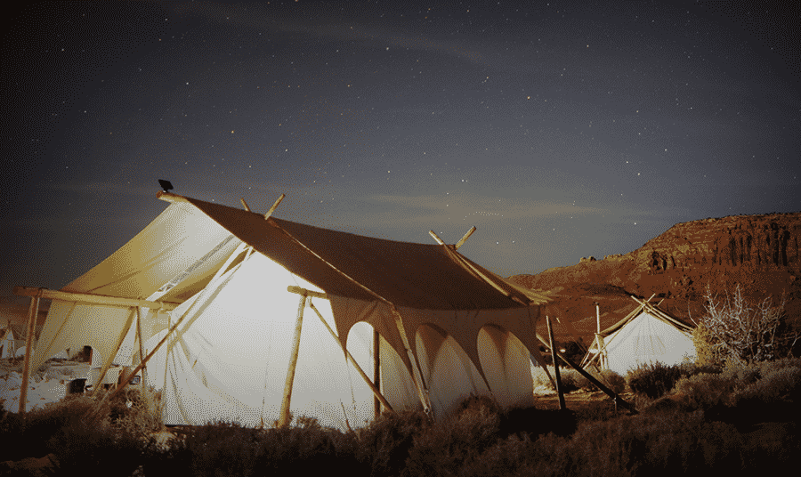 About Glamping
