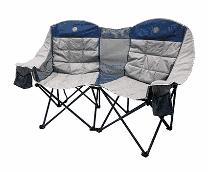 Best Multi-Person Camping Chair - OmniCore MoohPhase Loveseat