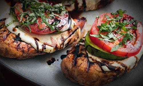 Easy and Healthy Grilled Chicken