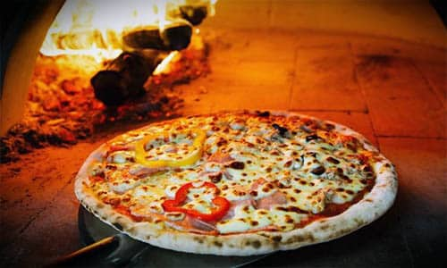 Campfire Grill Wood Fired Pizza