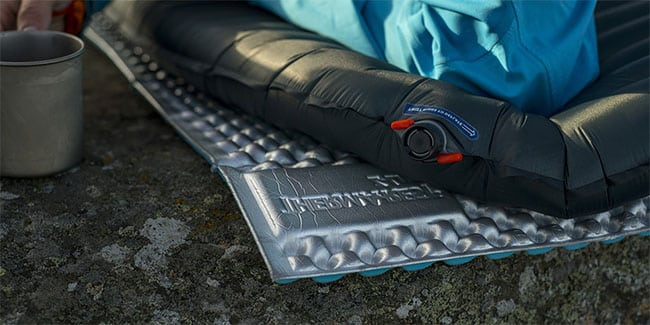 Cold Weather Sleeping Pad for Camping