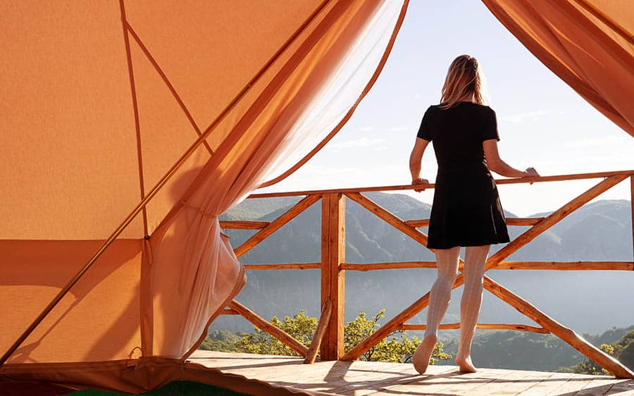 Hosted Glamping Trips